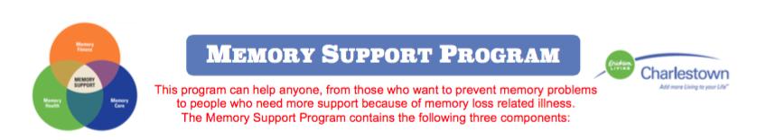 Memory Care Logo
