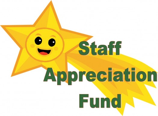 Staff Appreciation Fund Logo