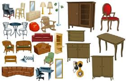 image of many furniture pieces