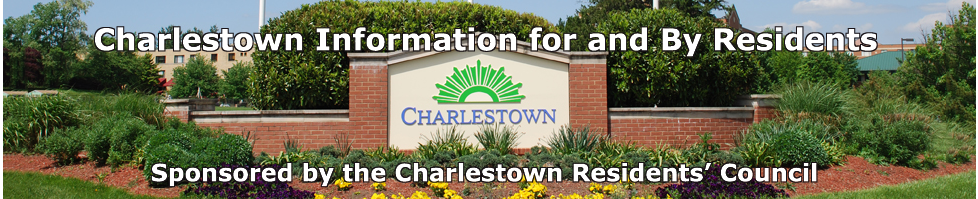 front entrance image of the Charlestown Retirement Community
