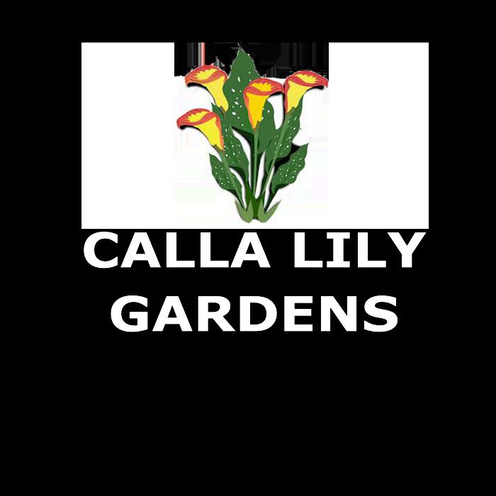 Calla Lilly Gardens Calendar