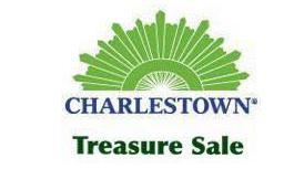 Treasure Sale logo