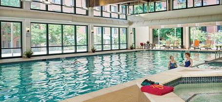 Charlestown pool image