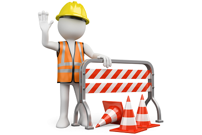 traffic construction image
