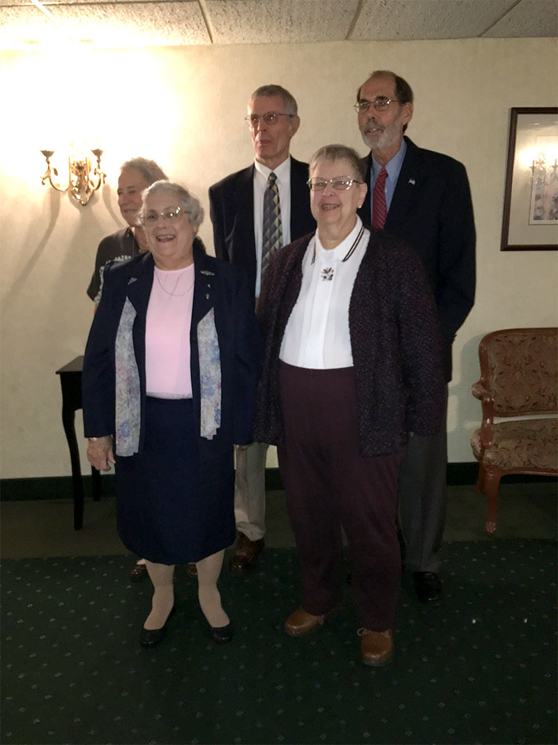 Five Charlestown Residents honored at 2017 Maryland Senior Citizen Hall of Fame