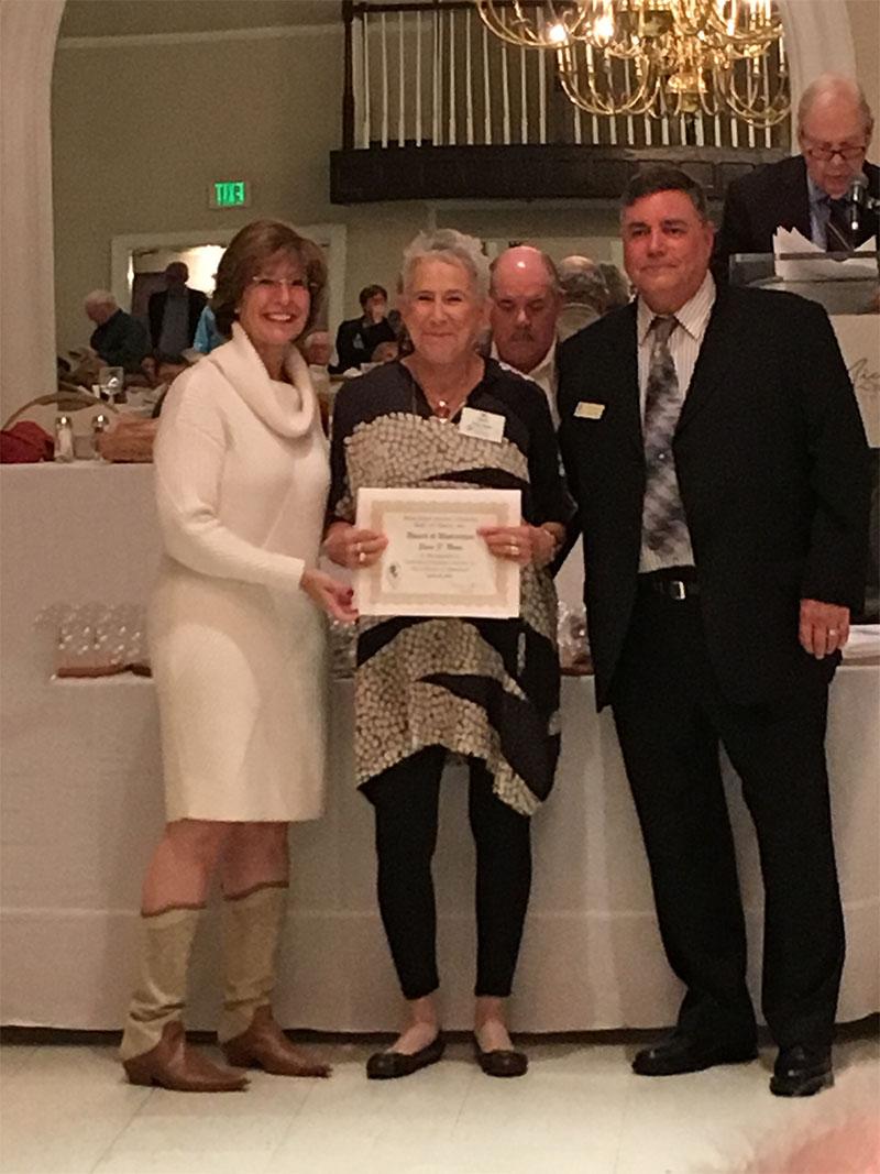 Sara Nixon honored at 2017 Maryland Senior Citizen Hall of Fame