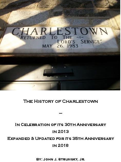 History of Charlestown by John Strumsky