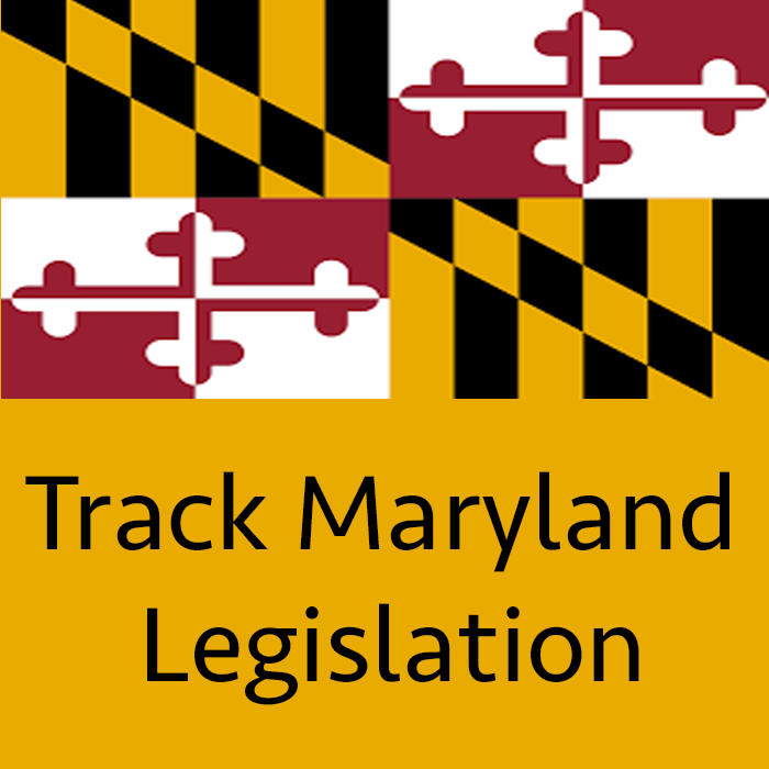 Track Maryland Legislation