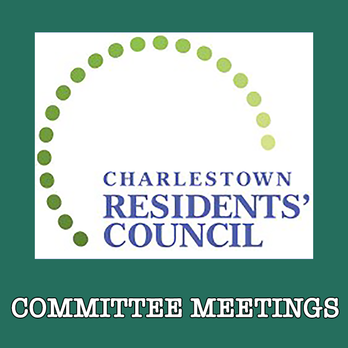 Charlestown Residents' Council News