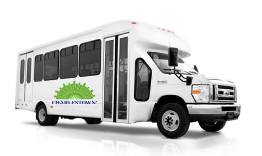 Charlestown shuttle with ramp