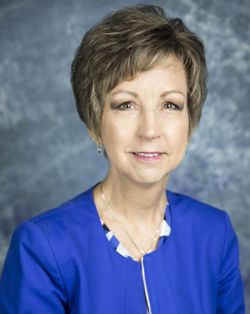 Patti Santoni, Director of Philanthropy